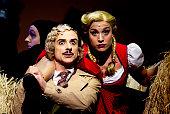 'El Jovencito Franskenstein' Theatre Play