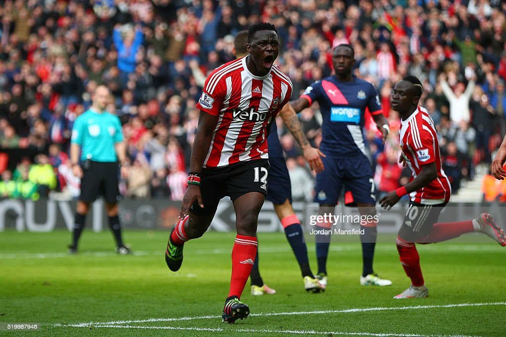 Southampton v Newcastle United - Premier League