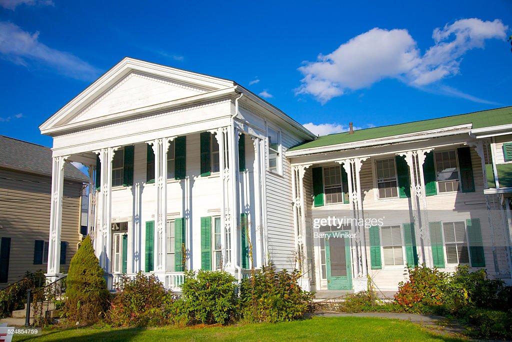Victoran building, The Poconos