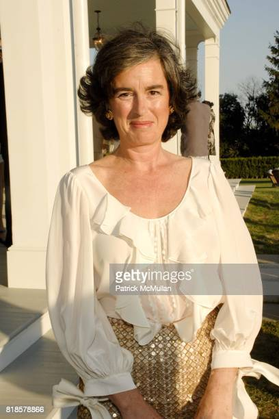 Victoria Amory attends Louis Vuitton with Anne Hearst McInerney and Jay McInerney in the presence of HSH Prince Albert II of Monaco host a Midsummer...