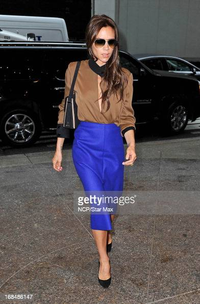 Victoria Beckham as seen on May 9 2013 in New York City