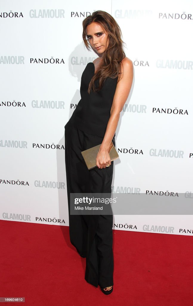 Victoria Beckham attends Glamour Women of the Year Awards 2013 at Berkeley Square Gardens on June 4, 2013 in London, England.