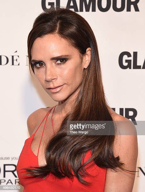 Victoria Beckham attends Glamour's 25th Anniversary Women Of The Year Awards at Carnegie Hall on November 9 2015 in New York City
