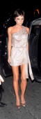 Victoria Beckham attends the Armani / 5th Avenue store opening at Armani / 5th Avenue on February 17 2009 in New York City