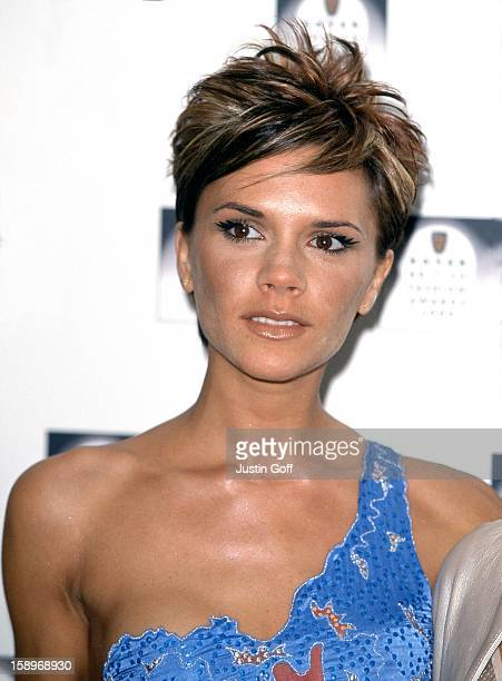 Victoria Beckham Attends The Rover British Fashion Awards At London'S Natural History Museum