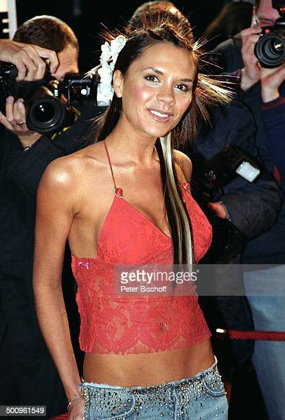 victoria beckham 2002 stock photos and pictures getty images. Black Bedroom Furniture Sets. Home Design Ideas