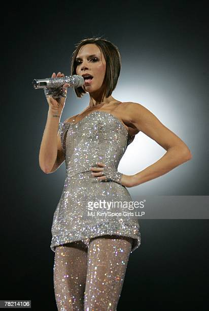 victoria beckham concert pictures and photos getty images