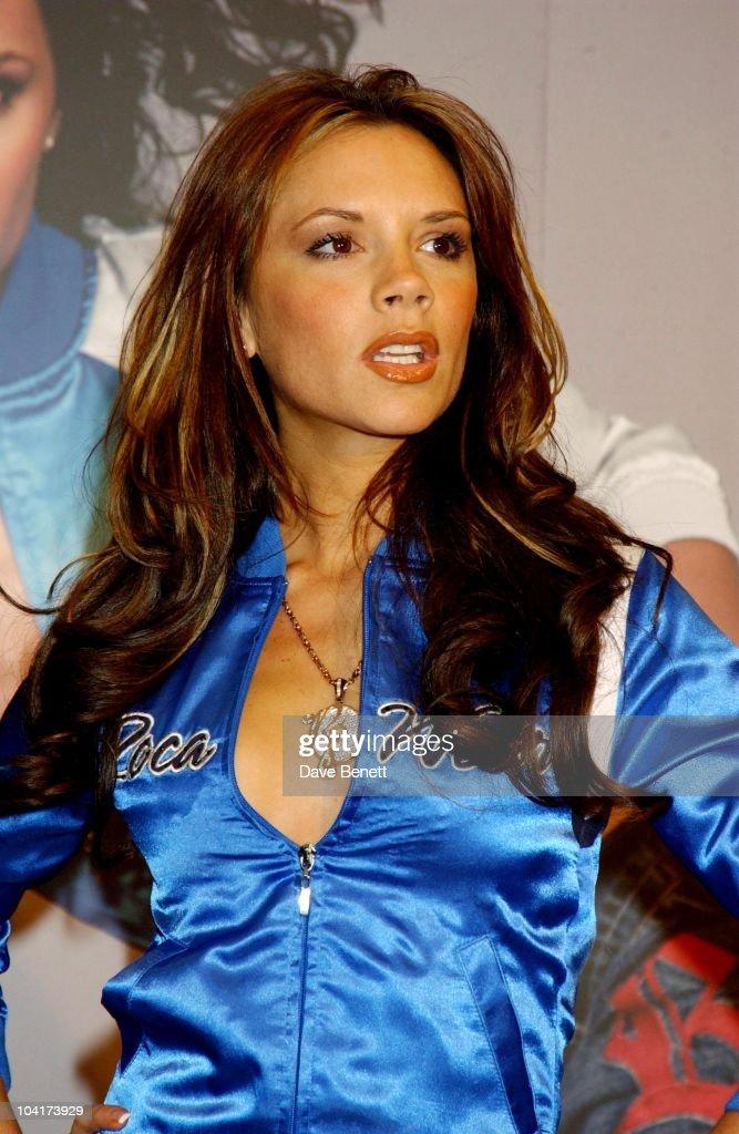 Victoria Beckham, Victoria Beckham Launches Roca Wear At Selfridges In London