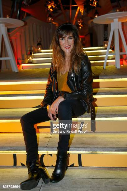 Victoria Bedos attends 'Suite Michele Morgan Opening' at Hotel Majestic Barriere on October 7 2017 in Cannes France
