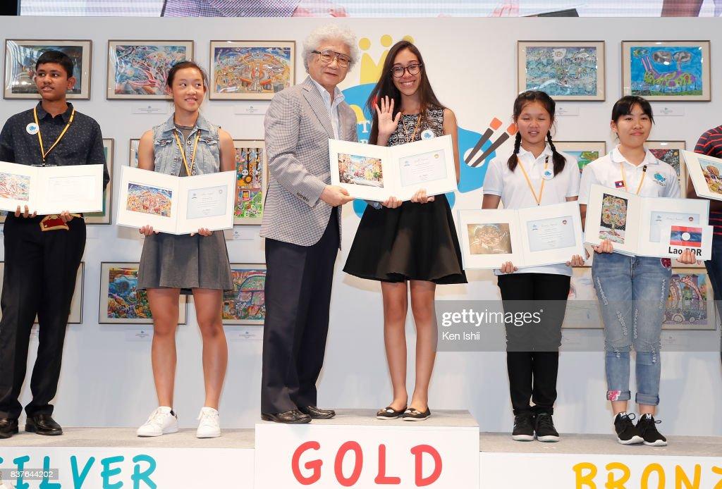 11th Toyota Dream Car Art Contest Award Ceremony