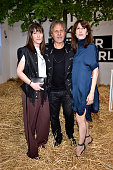 Victoria Cabello Renzo Rosso and guest attend Renzo Rosso And OTB Launch 'Radical Renaissance 555' Book on June 17 2016 in Milan Italy