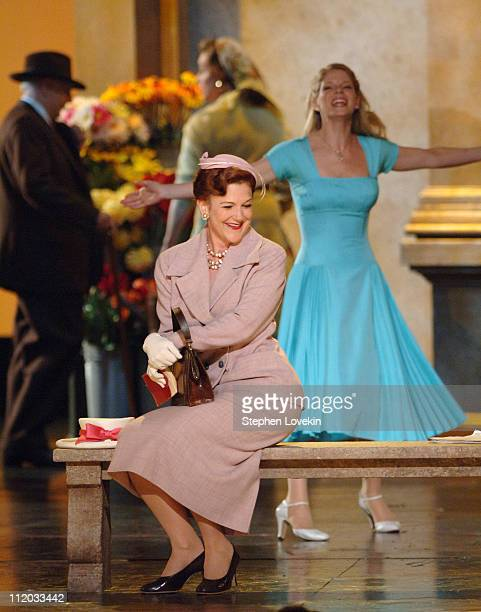 Victoria Clark and Kelli O'Hara perform a scene from 'The Light in the Piazza'