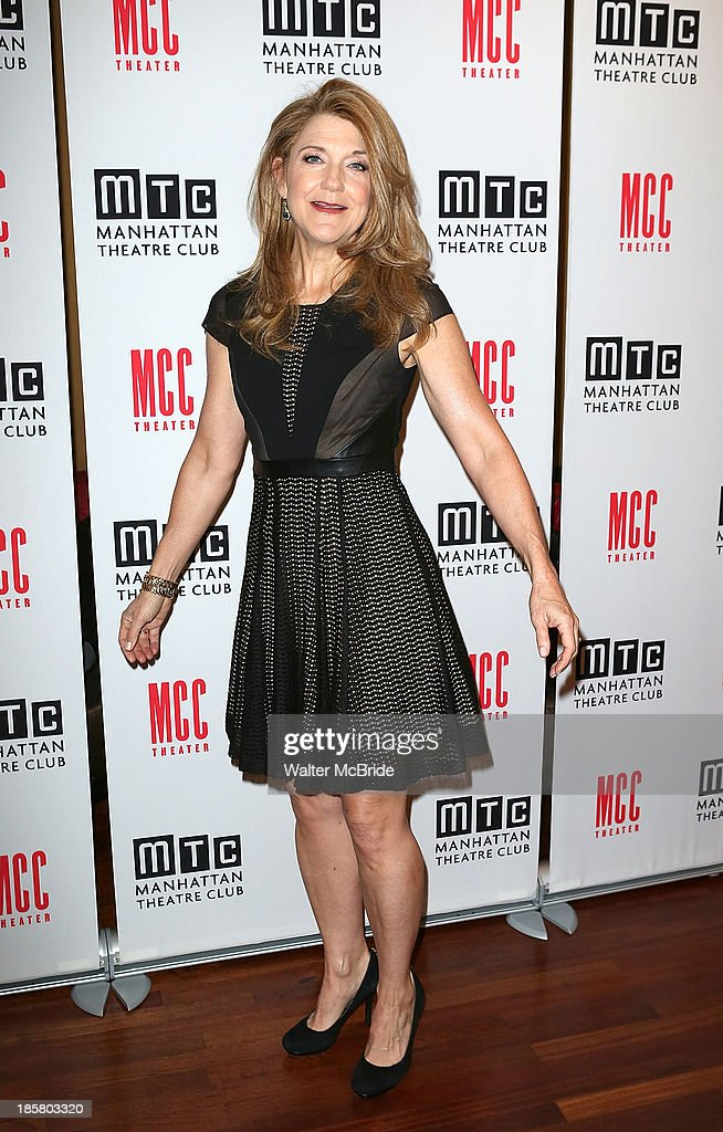 <a gi-track='captionPersonalityLinkClicked' href=/galleries/search?phrase=Victoria+Clark+-+Actress&family=editorial&specificpeople=586080 ng-click='$event.stopPropagation()'>Victoria Clark</a> attends the Broadway Opening Night After Party for 'The Snow Geese'' at Copacabana on October 24, 2013 in New York City.