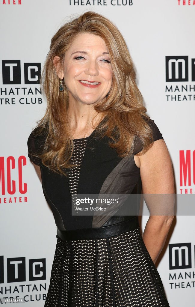 Victoria Clark attends the Broadway Opening Night After Party for 'The Snow Geese'' at Copacabana on October 24, 2013 in New York City.