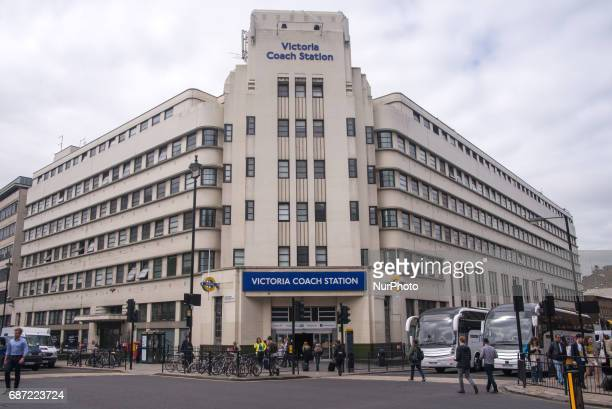 Victoria Coach Station has been evcuated amid reports of suspect package London on May 23 2017 Twenty two people have been killed and dozens injured...