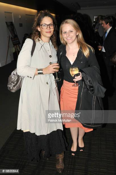 Victoria Cooke and Debra Fisher attend TIME INC Live and Unfiltered Presents ROUGH JUSTICE Hosted by FORTUNE at Time and Life Building Screening Room...