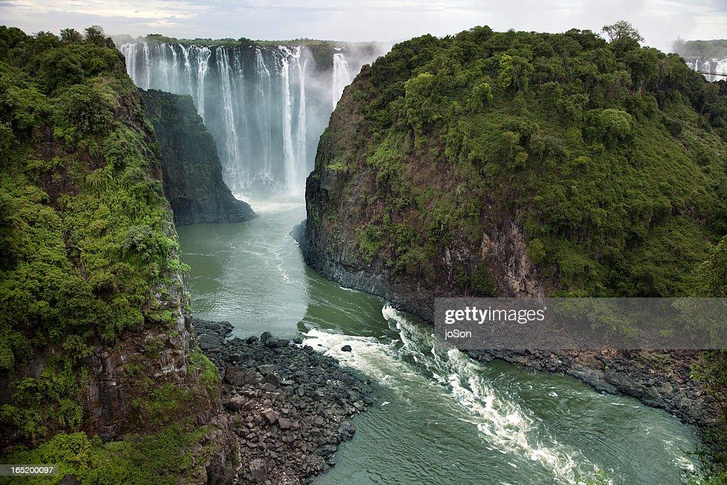 Victoria Fall, Zimbabwe, Southern Africa