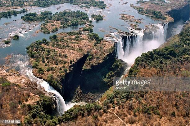 Victoria Falls and the Delta