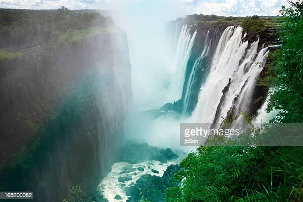 Victoria Falls, Zambia, Southern Africa