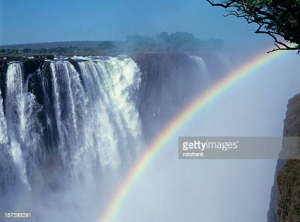 ビクトリアフォールズ、ジンバブエアフリカ(画像サイズ XXL