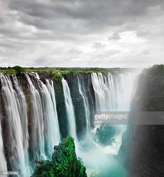 Victoria Falls, Zimbabwe, Southern Africa
