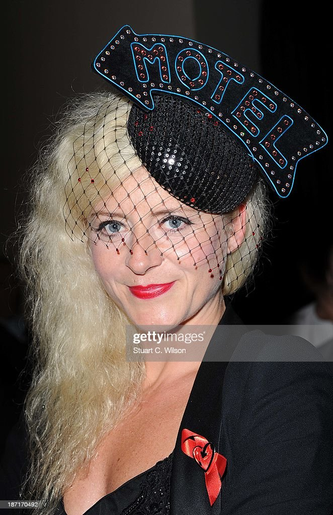 Victoria Grant attends 'The Supper Club' in aid of The Terrance Higgins Trust at One Mayfair on November 6, 2013 in London, England.