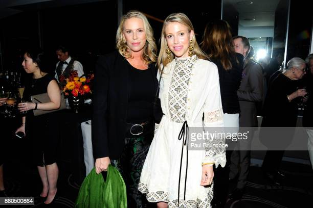 Victoria Hagan and Virginia Tupker attend the Decoration and Design Building celebrates the 2017 winners of the DDB's 10th Anniversary of Stars of...