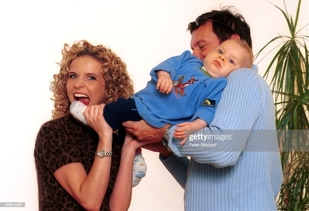 Photo of Victoria Herrmann & her Son  Victor-Martin
