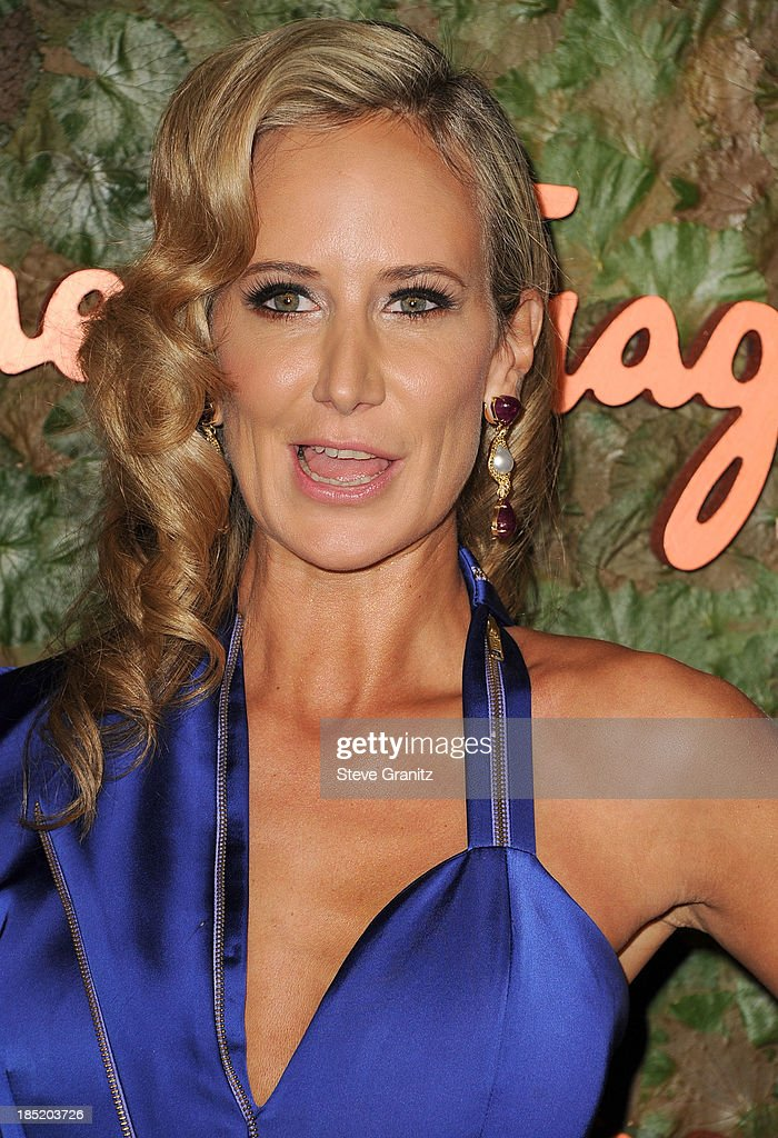 Victoria Hervey arrives at the Wallis Annenberg Center For The Performing Arts Inaugural Gala at Wallis Annenberg Center for the Performing Arts on October 17, 2013 in Beverly Hills, California.