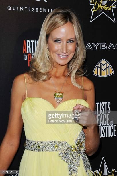 Victoria Hervey attends 3rd Annual PreOscar Hollywood DOMINO Gala Benefiting Artists for Peace and Justice at BAR 210 on March 4 2010 in Beverly...