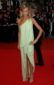 VIctoria Hervey during 2007 Cannes Film Festival 'A Mighty Heart' Premiere at Palais des Festival in Cannes France