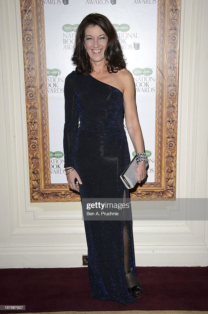 Victoria Hislop attends the Specsavers National Book Awards at Mandarin Oriental Hyde Park on December 4, 2012 in London, England.