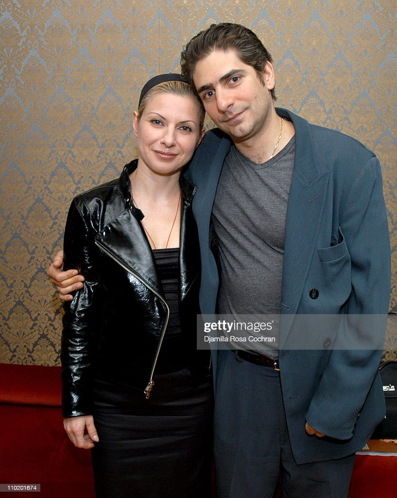 victoria imperioli and michael imperioli during gotham