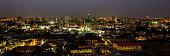 Victoria Island, Lagos, at night