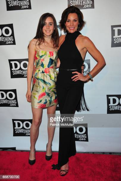 Victoria Lesseps and Countess LuAnn de Lesseps attend DO SOMETHING Awards at Apollo Theater on June 4 2009 in New York City