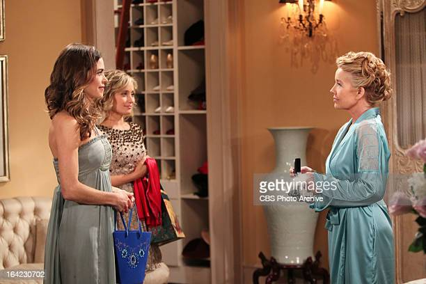 Victoria Newman Abbott Abby Newman help Nikki Newman prepare for her remarriage to Victor on THE YOUNG AND THE RESTLESS scheduled to air Wednesday...