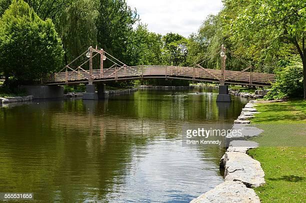 Victoria Park bridge