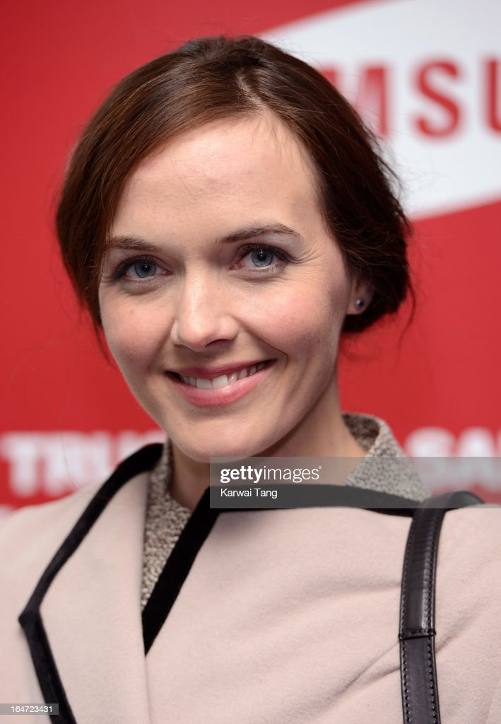 Victoria Pendleton attends the Prince's Trust Celebrate Success Awards at Odeon Leicester Square on March 26, 2013 in London, England.