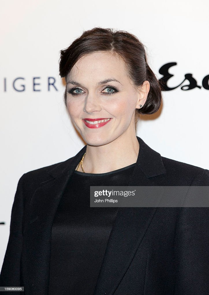 <a gi-track='captionPersonalityLinkClicked' href=/galleries/search?phrase=Victoria+Pendleton&family=editorial&specificpeople=228525 ng-click='$event.stopPropagation()'>Victoria Pendleton</a> attends the Tommy Hilfiger & Esquire event at the London Collections: MEN AW13 at on January 7, 2013 in London, England.
