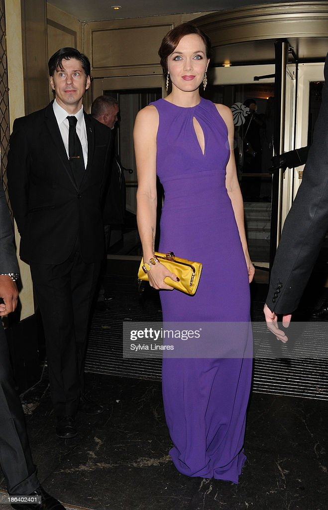 <a gi-track='captionPersonalityLinkClicked' href=/galleries/search?phrase=Victoria+Pendleton&family=editorial&specificpeople=228525 ng-click='$event.stopPropagation()'>Victoria Pendleton</a> sighting at Dorchester Hotel on October 30, 2013 in London, England.