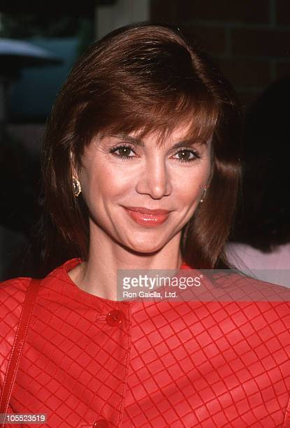 Victoria Principal during 16th Anniversary Roe vs Wade Luncheon January 22 1989 at Columbia Bar Grill in Hollywood California United States
