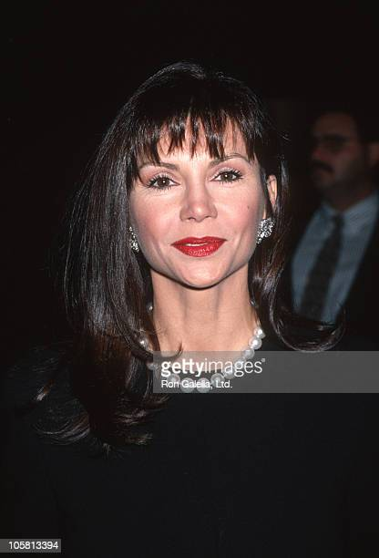 Victoria Principal during 5th Annual Fire and Ice Ball to Benefit Revlon UCLA Women Cancer Center at 20th Century Fox Studios in Century City...