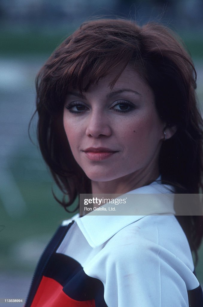 <a gi-track='captionPersonalityLinkClicked' href=/galleries/search?phrase=Victoria+Principal&family=editorial&specificpeople=209035 ng-click='$event.stopPropagation()'>Victoria Principal</a> during 'Celebrity Challenge of the Sexes' at Mt. Sac, Stadium Pamona in Los Angeles, California, United States.