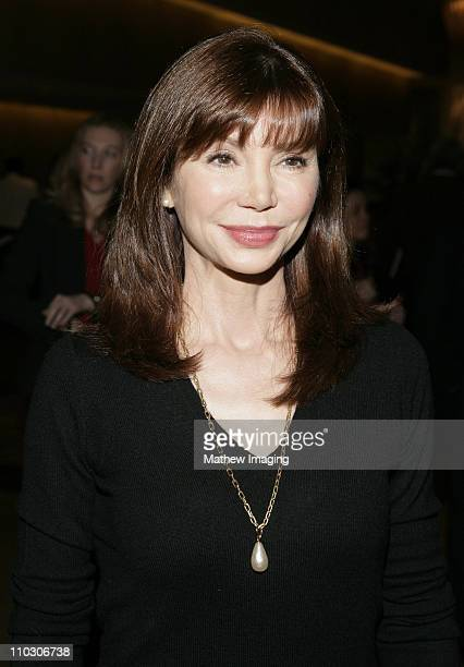 Victoria Principal during The 44th ICG Publicists' Awards Arrivals at Beverly Hilton Hotel in Beverly Hills California United States
