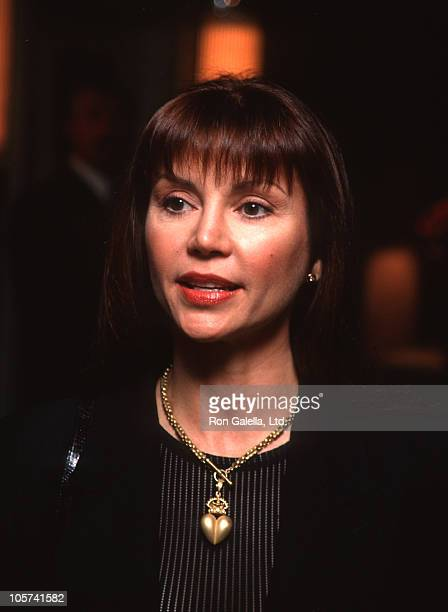 Victoria Principal during VIP Viewing of Antiques To Be Auction February 16 1994 at Christie's in West Hollywood California United States