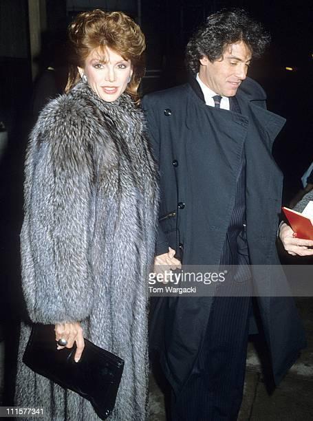 Victoria Principal with her husband Dr Harry Glassman