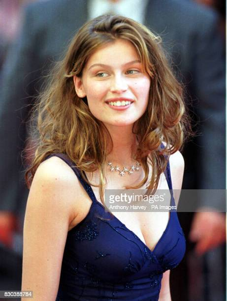Victoria Secrets Model Laetitia Casta arriving at the Special screening of 'Love Labours Lost' as part of the Amfar gala at the Cannes Film Festival...