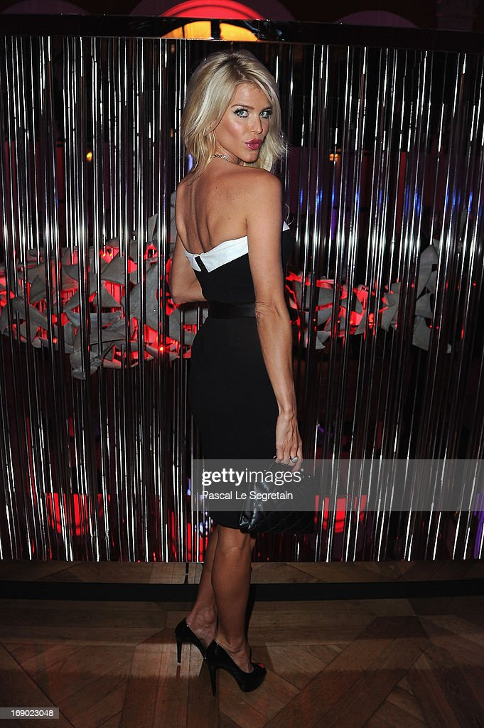 Victoria Silvstedt attends the Dior Cruise Collection 2014 cocktail on May 18, 2013 in Monaco, Monaco.