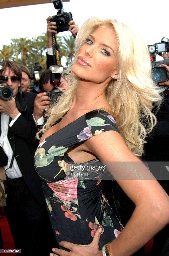 <a gi-track='captionPersonalityLinkClicked' href=/galleries/search?phrase=Victoria+Silvstedt&family=editorial&specificpeople=202866 ng-click='$event.stopPropagation()'>Victoria Silvstedt</a> during 2005 Cannes Film Festival - 'Match Point' - Premiere in Cannes, France.