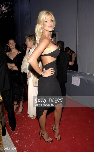Victoria Silvstedt during amfAR 'Cinema Against AIDS' Gala Presented By Miramax Films Palisades Pictures and Quintessentially Cocktail Party at Le...
